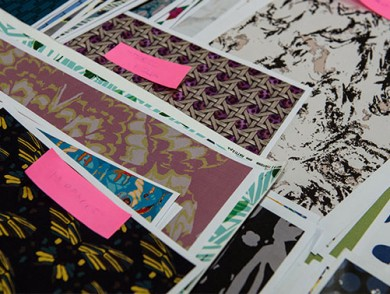 Textile Design: Trend Forecast, Painting and Printing