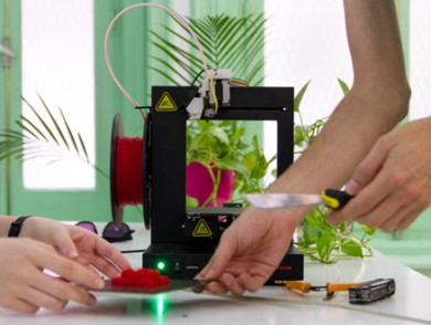 3D Printing and Laser Cutting Winter Junior